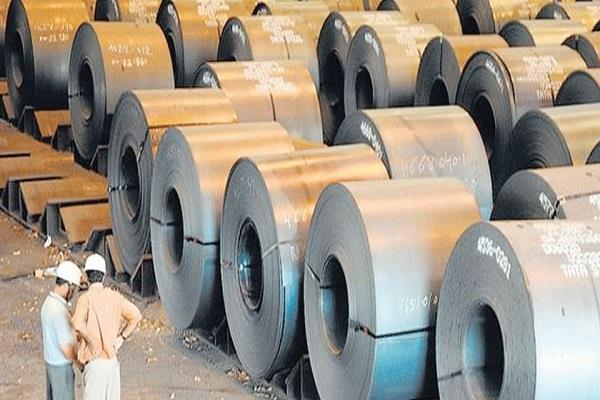india s crude steel production declined 4 percent to 84 78 lakh tons august