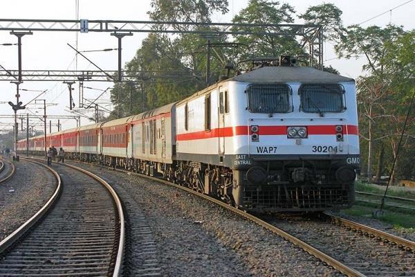 100 festival special train to run on dushar diwali and chhath