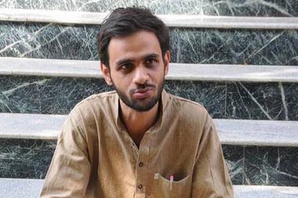 umar khalid arrested in delhi violence will remain in jail till 22 october