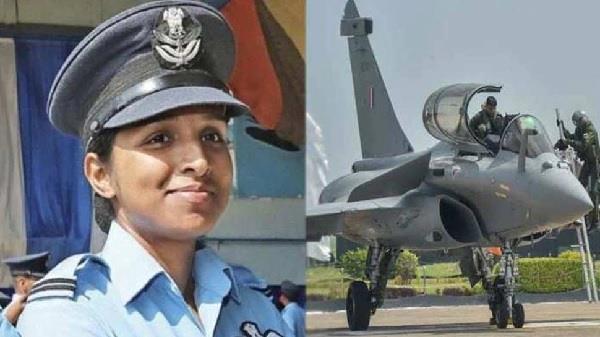Proud: वाराणसी की बेटी शिवांगी सिंह बनीं राफेल की पहली महिला पायलट
