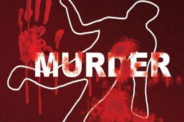 uncle killed nephew due to mutual dispute in saran