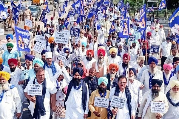 bsp will fight for bahujan society of punjab and will win in 2022