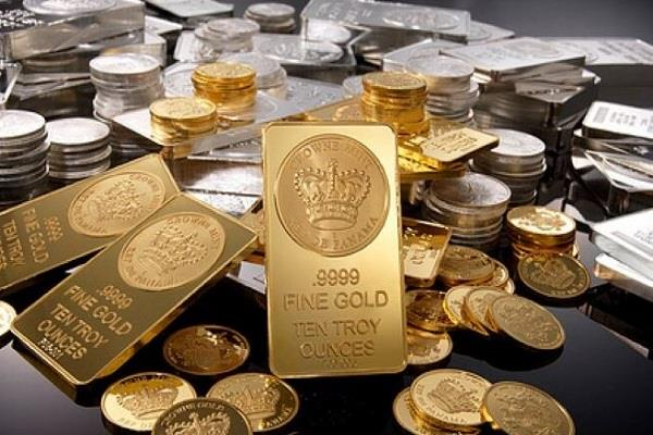 gold fell marginally by rs 56 silver also lost rs 738