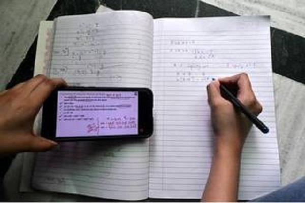 father could not buy smartphone for online class student committed suicide