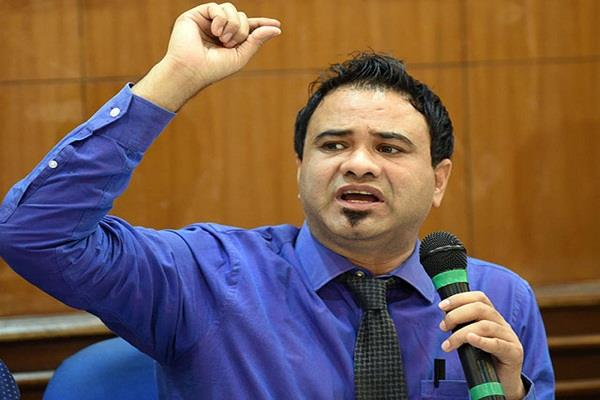 dr kafeel khan wrote to un accusing yogi government of violating human rights