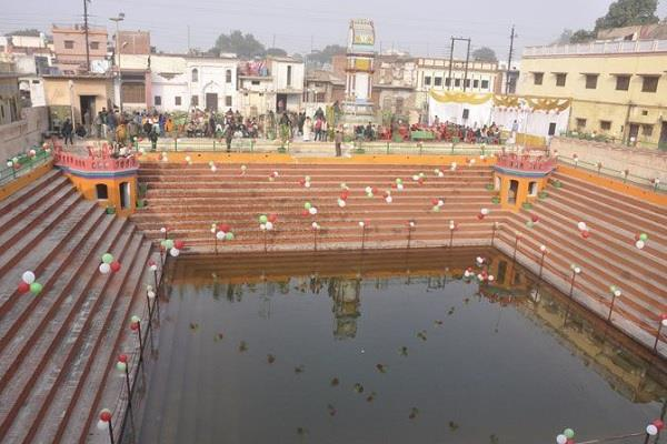kundans will be developed at a cost of 70 crores in ramnagri ayodhya