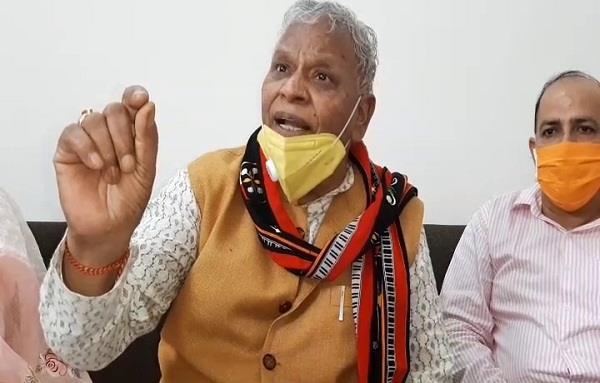 kataria said congressmen like shailja have lost their jobs