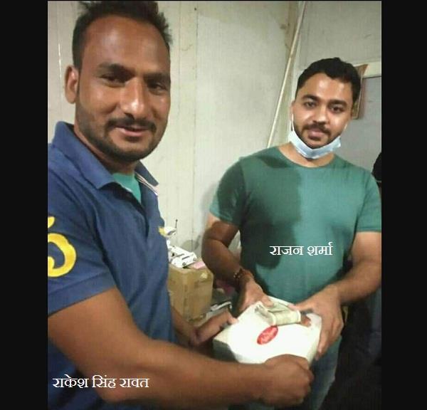 rakesh of uttarakhand returned rajan of alwar lost 25 million ring in kedarnath