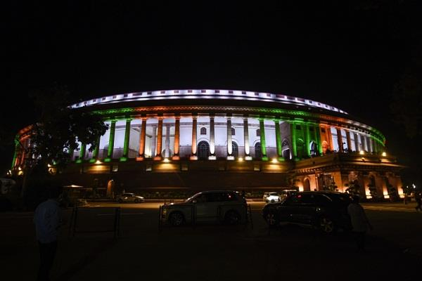 monsoon session of parliament may end soon many mps in grip of corona