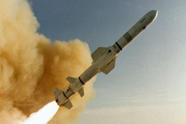 israeli army successfully tests new missile
