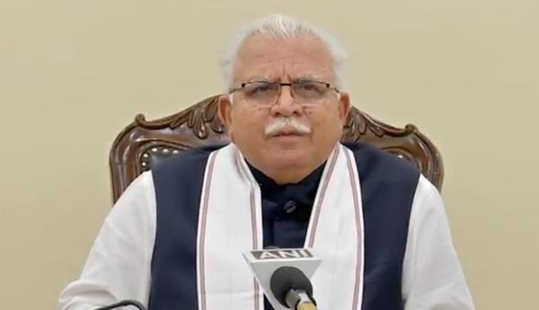 cm manohar lal said no lathicharge on farmers