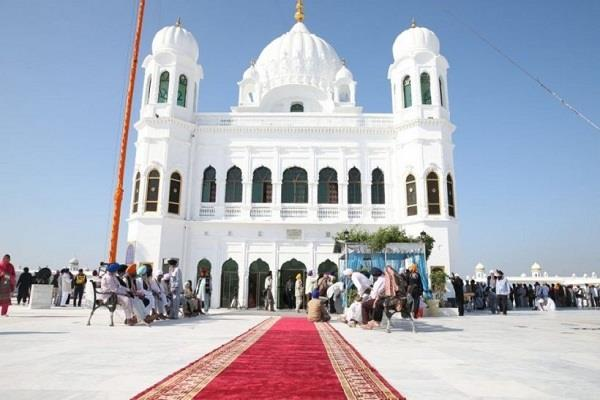 sikh devotees gathered to celebrate guru nanak dev s death anniversary