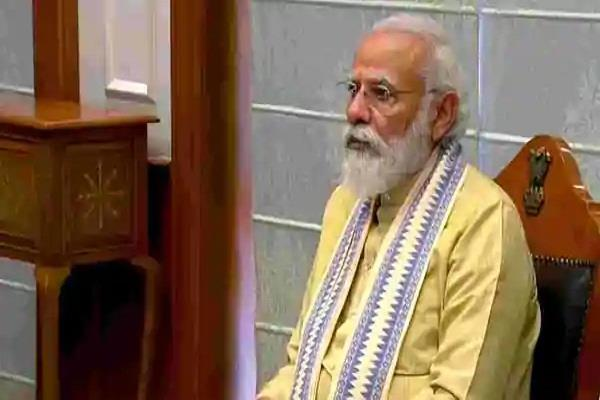 pm narendra modi convenes meeting of chief ministers of seven states