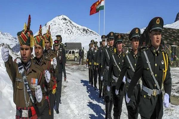 sixth round of core commander level talks between india and china