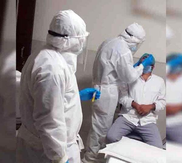 coronavirus 36 positive case