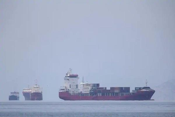 launched direct cargo ship service between india maldives by sea route