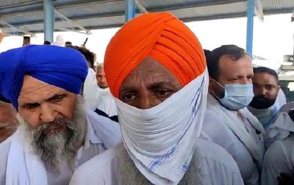 farmer leader chadhuni said on peepli kisan rally