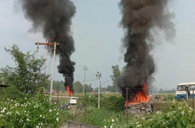 the culprits of the lakhimpur incident should be caught as soon as possible