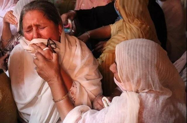 the era of killings of minorities started again in the kashmir valley