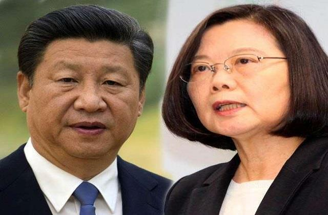 taiwan sent war fleet to china s neck america england
