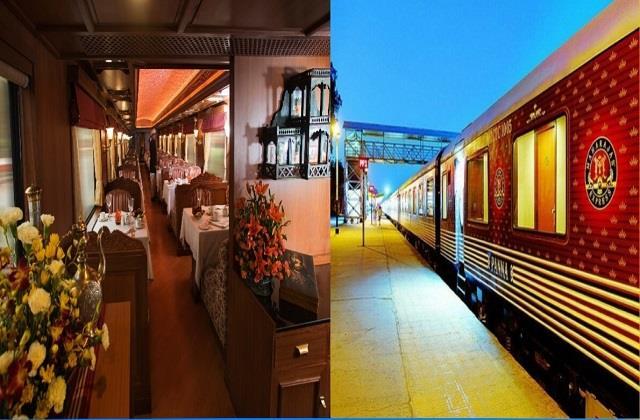 दुनिया की सबसे आलीशान ट्रेन चुनी गई 'महाराजा एक्सप्रेस' , चलता-फिरता महल है ये Train