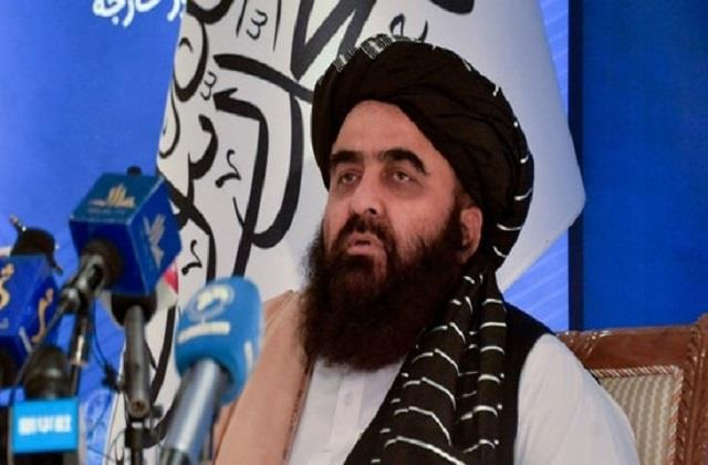 taliban says economic sanctions on emirate could affect global security