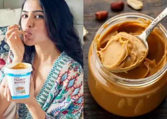 Samantha Ruth की फिटनेस का राज Peanut butter, वेट लूज में भी मददगार