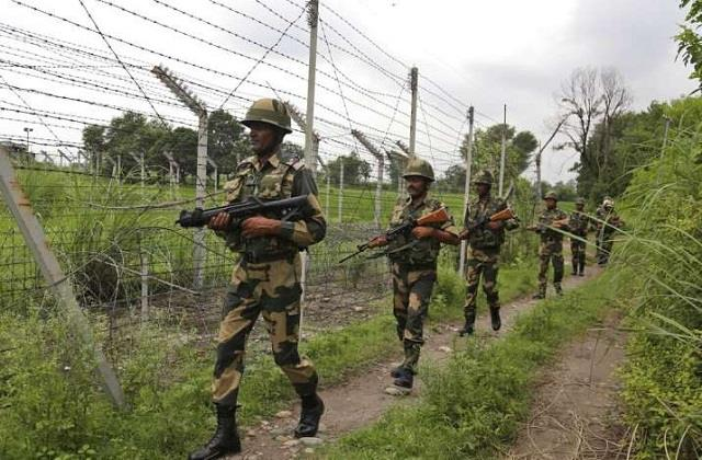 government increased the strength of bsf
