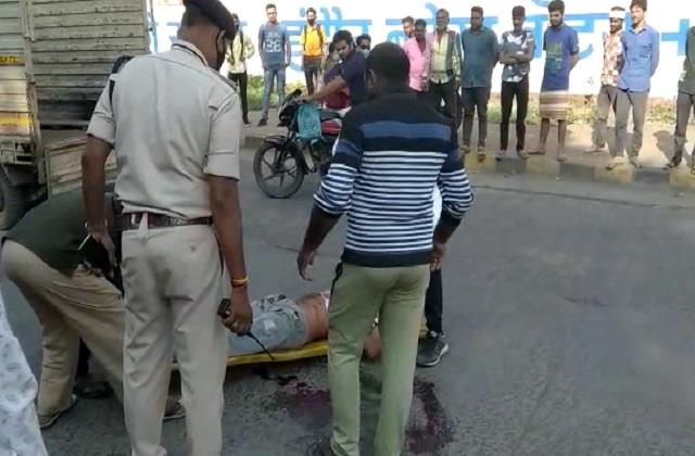 youth murdered in indore