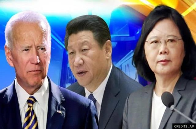 taiwan tensions raise fears of us china conflict in asia