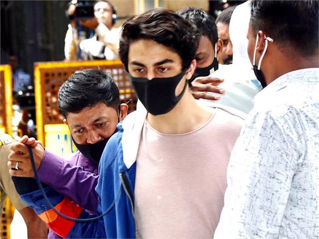mumbai drugs case ncb arthur road jail mannat shahrukh khan aryan khan