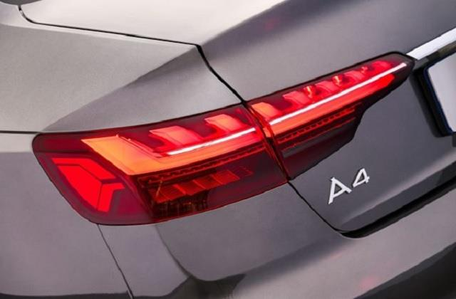 the new audi a4 will be offered with two engine options