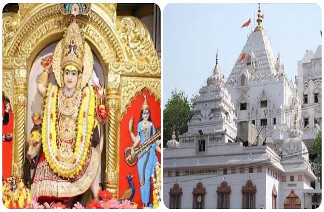दिल्ली के इन प्रसिद्ध मंदिरों में नवरात्रि दौरान होती है अलग धूम