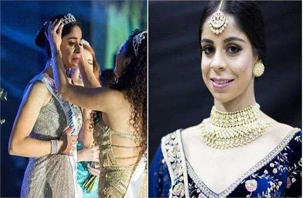दुनिया की नहीं आत्मा की सुनो... हार को हराने वाली है पहली भारतीय मिस डेफ वर्ल्ड की कहानी