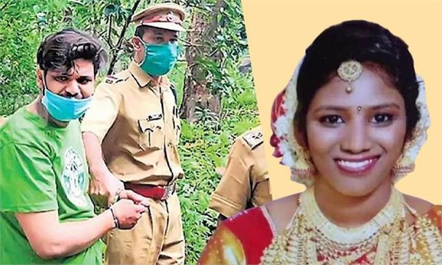 kerala court life imprisonment uthra murder case