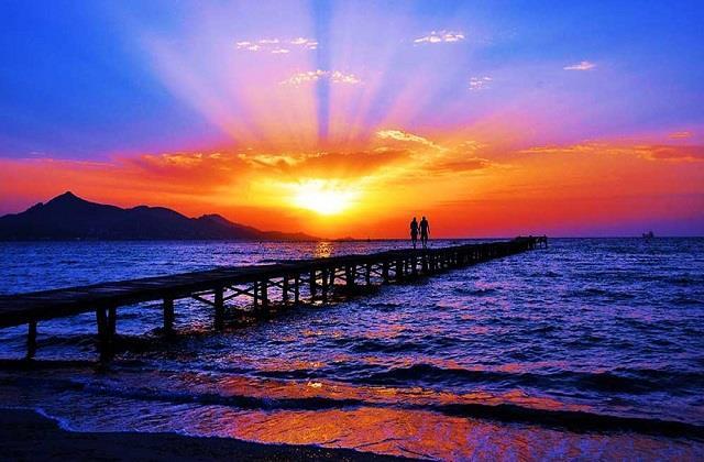 सनसेट और सनराइज देखने के लिए मशहूर है ये 6 खूबसूरत जगहें