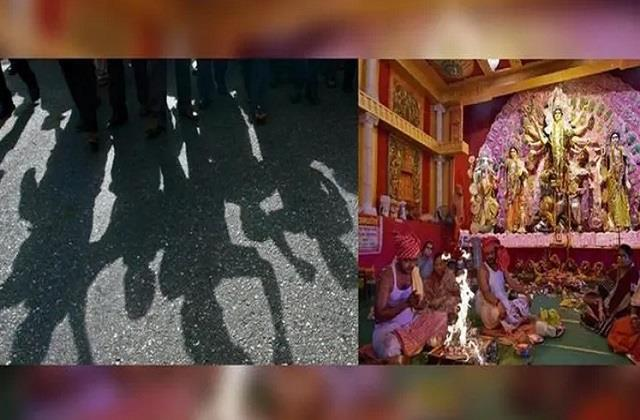 in touch bangladesh government untoward incidents durga puja celebrations