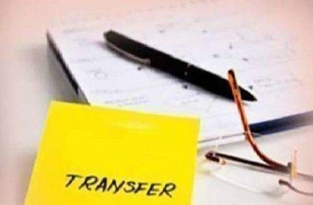big news punjab government transferred 50 police officers