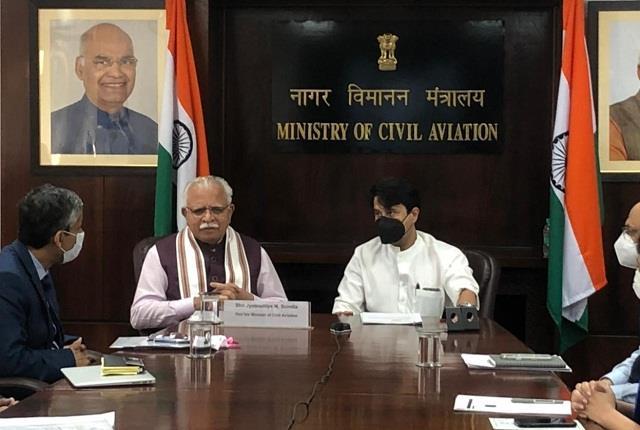 first heli hub to be built in gurugram haryana to reduce vat rates