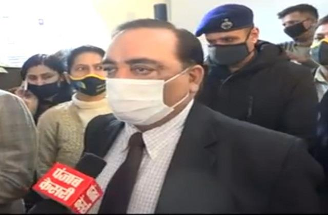 rajiv said corona vaccination centers to be increased if needed in haryana