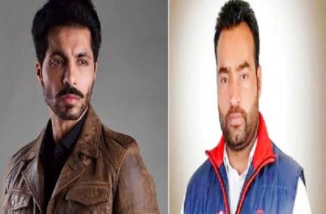 delhi police names deep sidhu and punjab gangster lakka sadana in fir