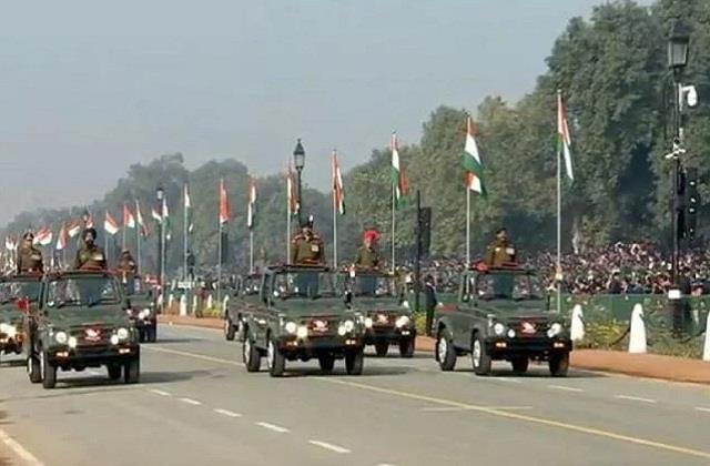 72nd republic day will be celebrated across the country today
