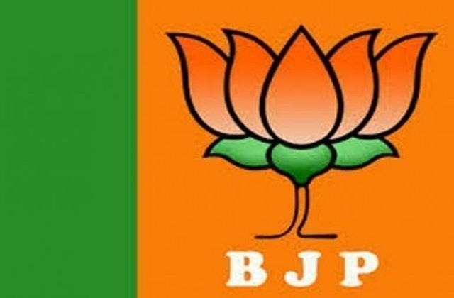 bjp s saffron flag may unfurl in kashmir s srinagar