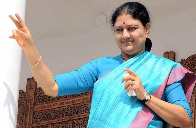 sasikala can become a factor in tamil nadu politics