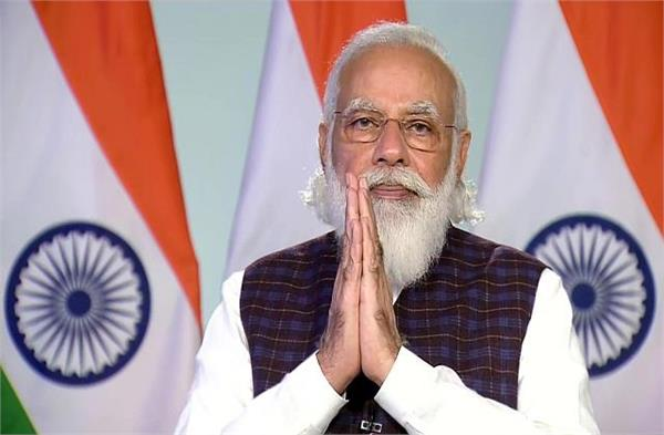 happy new year 2021 pm modi wishes the countrymen heartiest