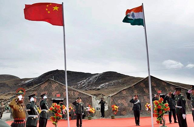 9th round military talks between india and china