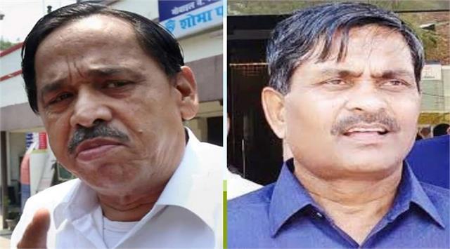 former bsp general secretaries nasimuddin and ram achal rajbhar surrender