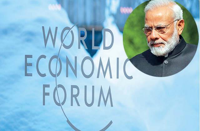 davos agenda 2021 narendra modi
