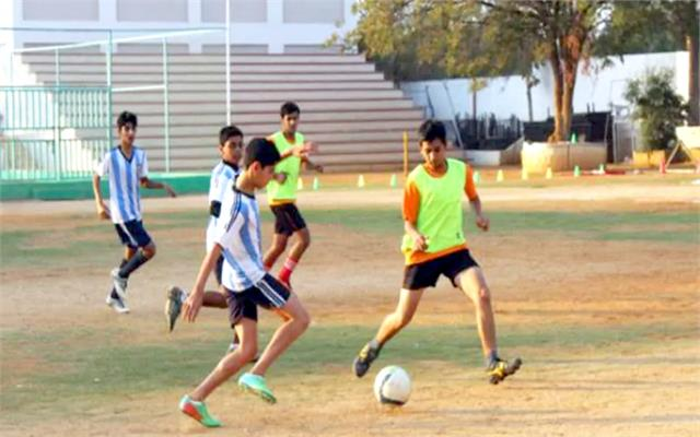 state s first sports university to be built in meerut