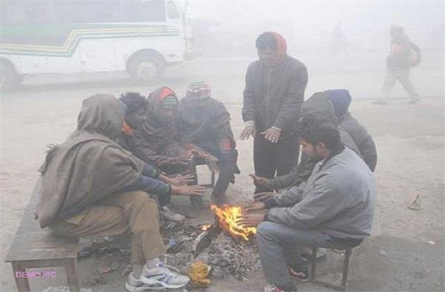 alert continues due to cold in punjab